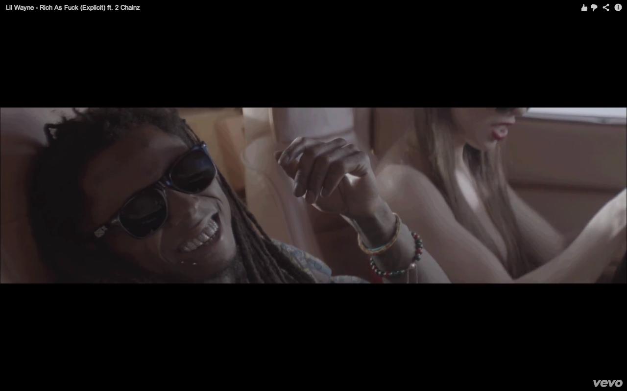 Lil Wayne - R.A.F