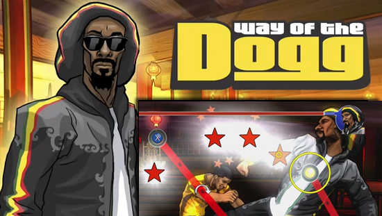 Snoop Lion - Way Of The Dogg Video game (preview)