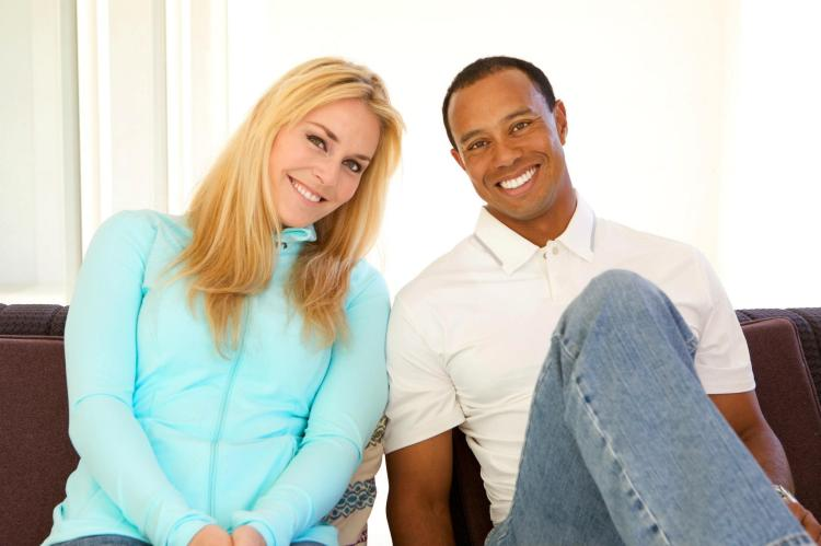 Tiger Woods Dating Olympic Gold Medalist Lindsey Vonn Upgrade?