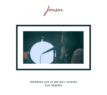 JMSN Releases a Six Track Live EP