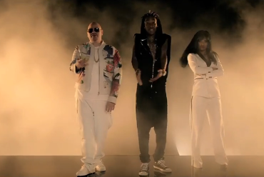 Fat Joe  Ballin ft. Wiz Khalifa &amp; Teyana Taylor (Music Video)
