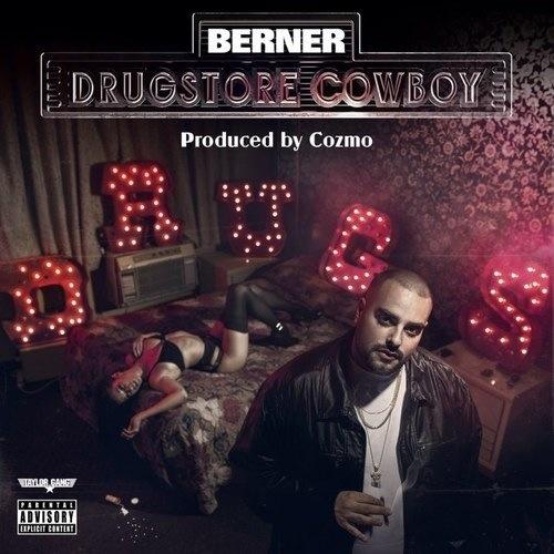 Berner's Drugstore Cowboy Artwork Goes Viral