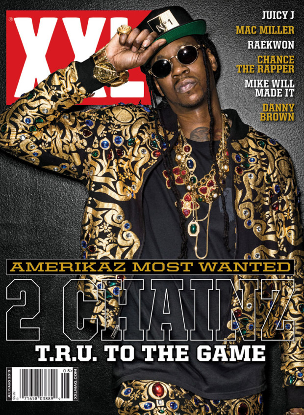 2 chainz july august 2013 cover