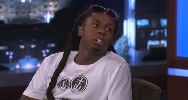 Lil Wayne Talks Past Seizures, Carter V, Retiring, & Skateboarding on Jimmy Kimmel Live