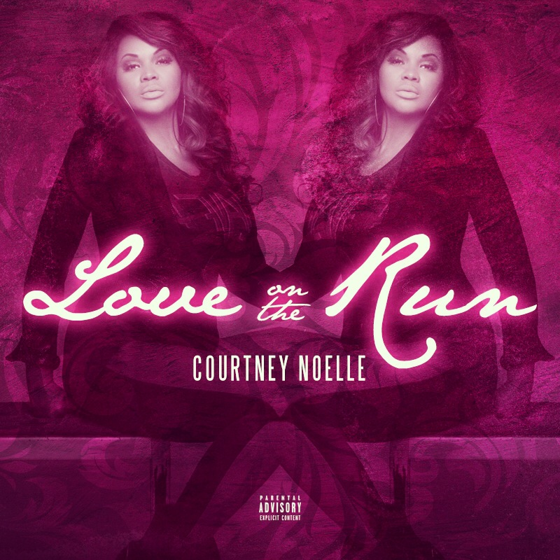 Taylor Gang's Courtney Noelle Talks R&B Debut w/ Love On The Run | Exclusive
