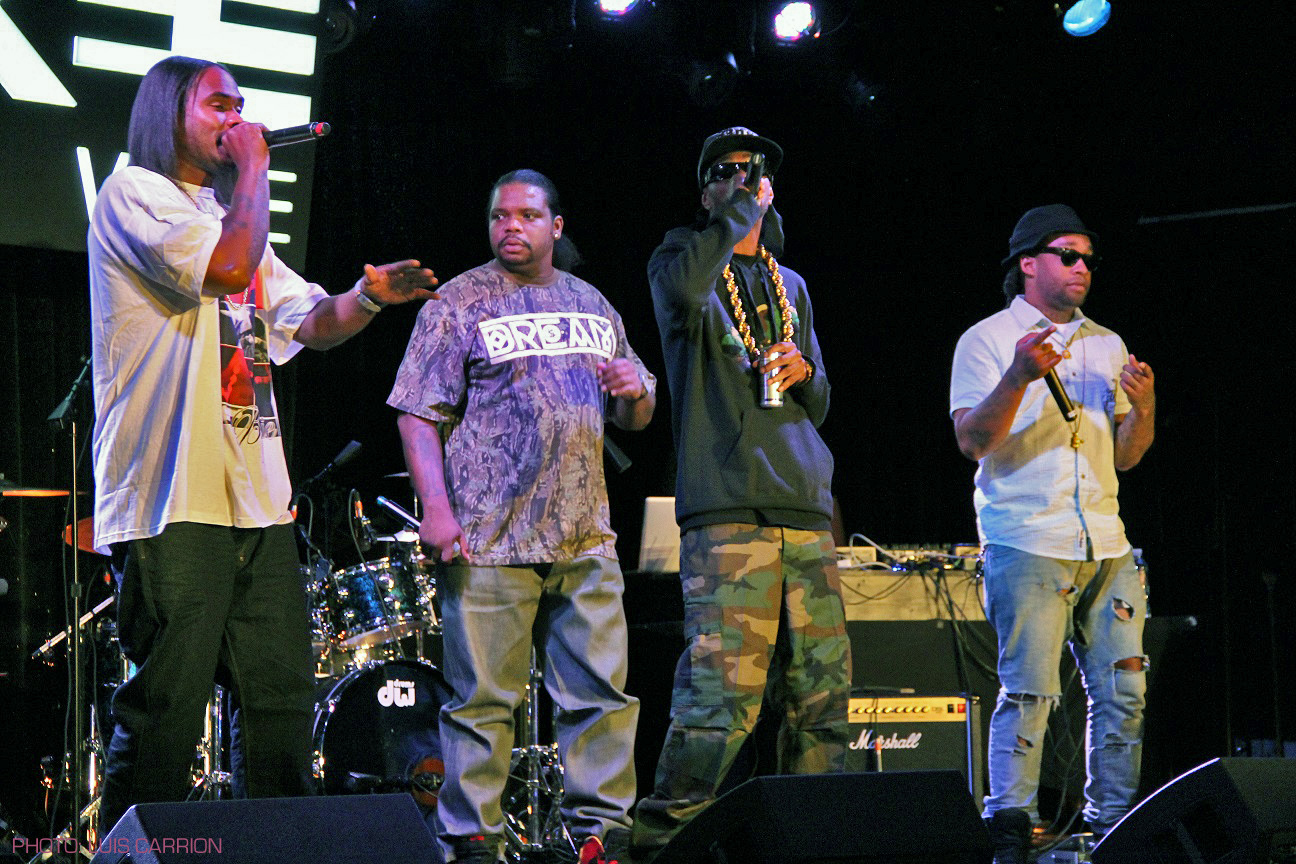 EXCLUSIVE: Bone Thugs-n-Harmony On SKEE LIVE Ep. 9   Behind-The-Scenes Photos