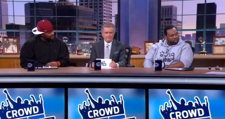 Raekwon & Ghostface Killah - That's A Rap w/ Regis Philbin
