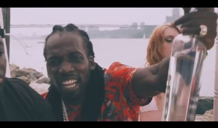 Mavado - Give It All To Me Feat. Nicki Minaj | Music Video