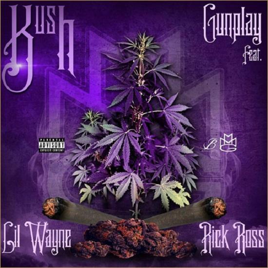 Gunplay - Kush Feat. Lil Wayne & Rick Ross