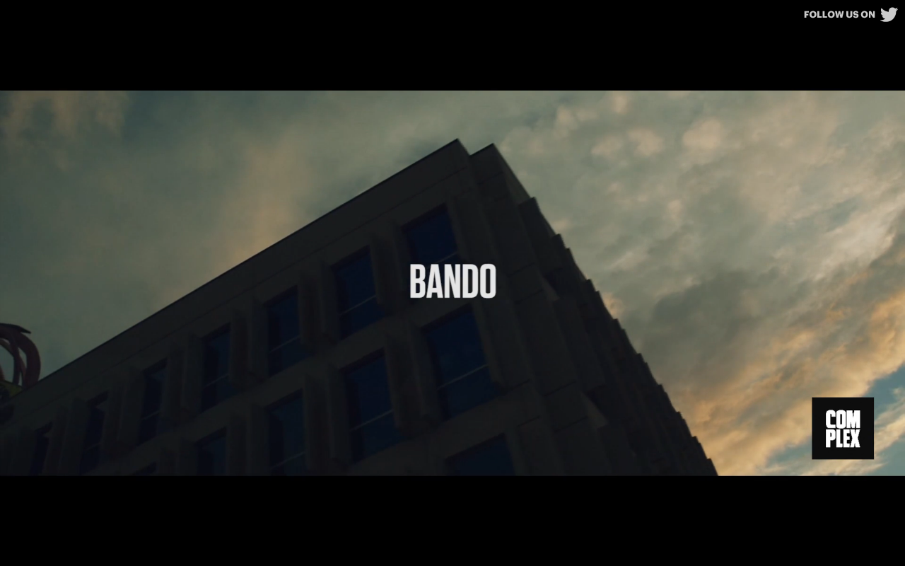 "Migos Presents ""Bando"" The Short Film 