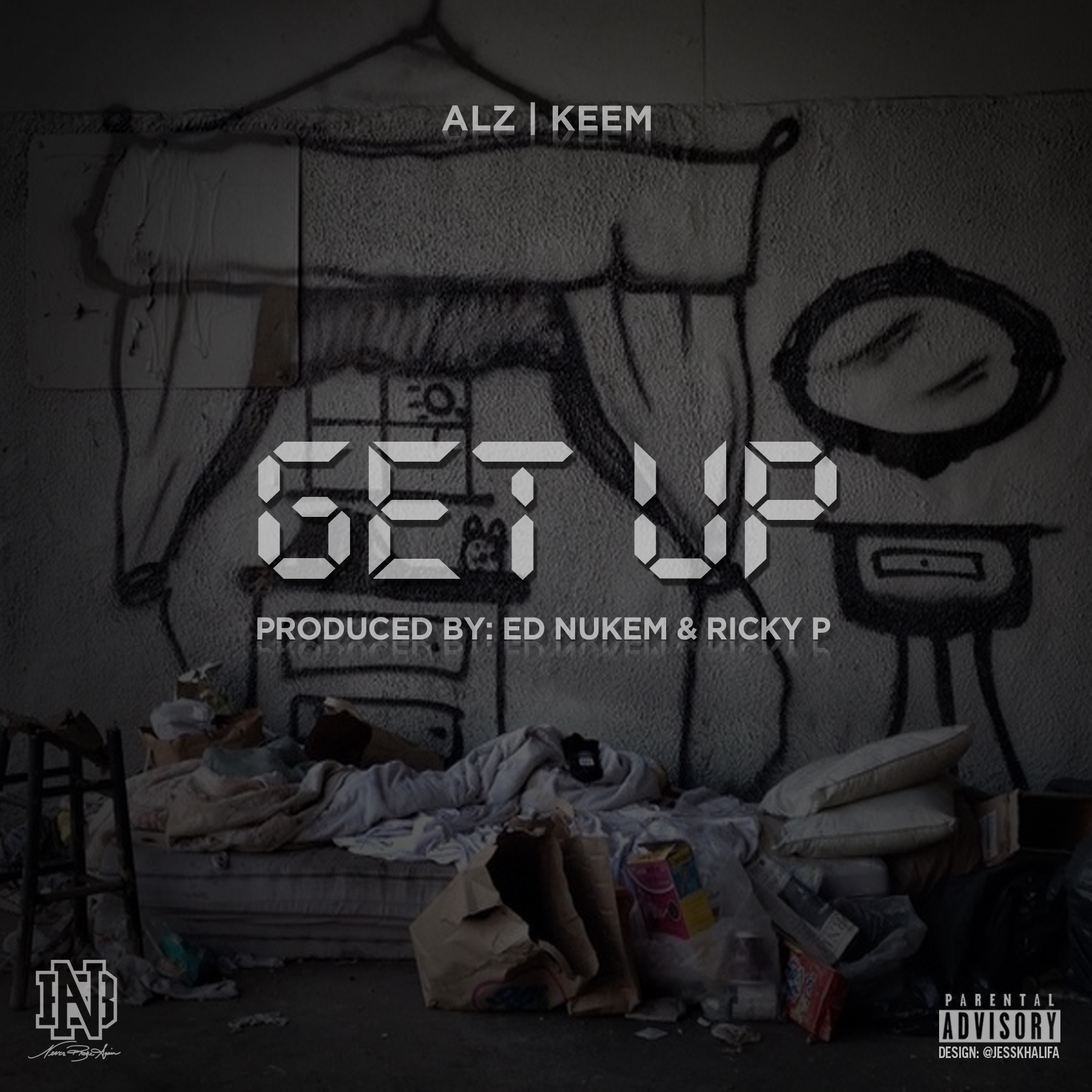 Get Up Artwork