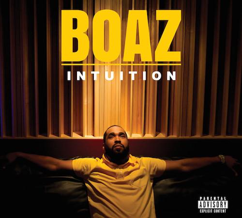 Boaz – Intuition   Album Review