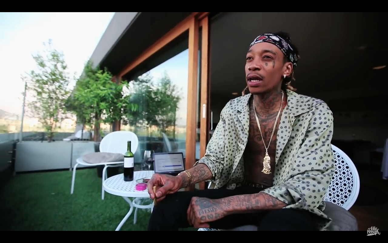 Wiz Khalifa ft. Sebastian - Zoney | Official Video