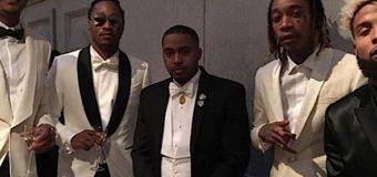 Worst Dressed Guy @ the MET Gala 2016