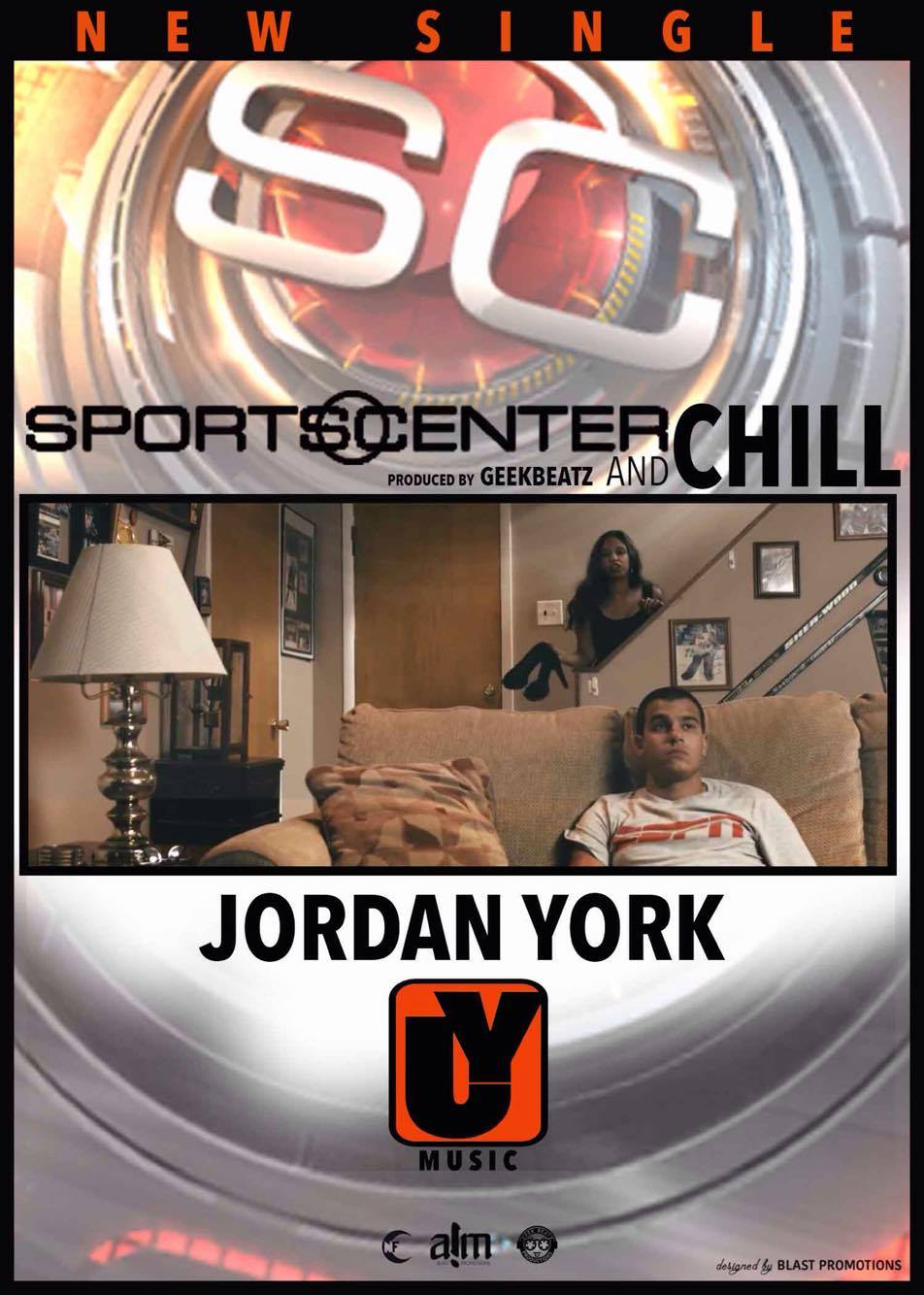 Jordan York - SportsCenter and Chill (Music Video)