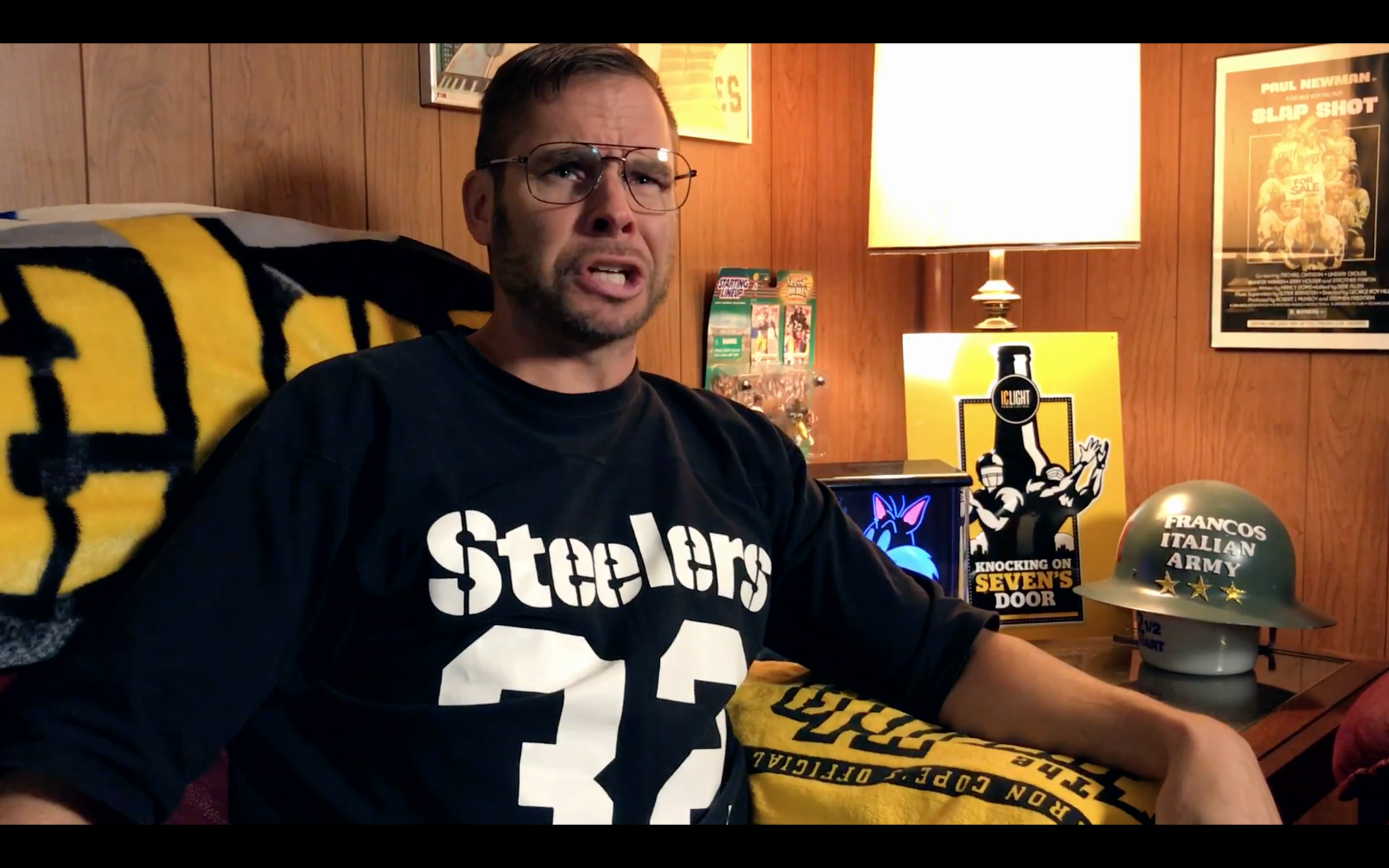 Pittsburgh Dad Reacts to Steelers vs Cowboys | Video