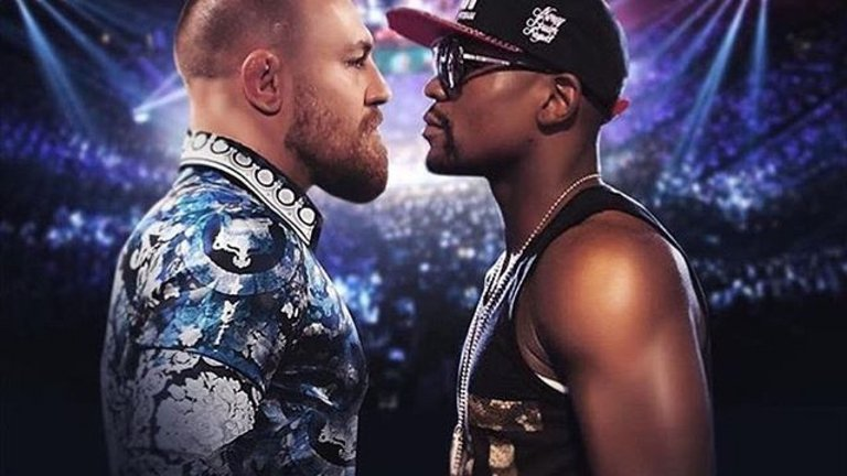Floyd Mayweather Comes Out Of Retirement For Connor McGregor